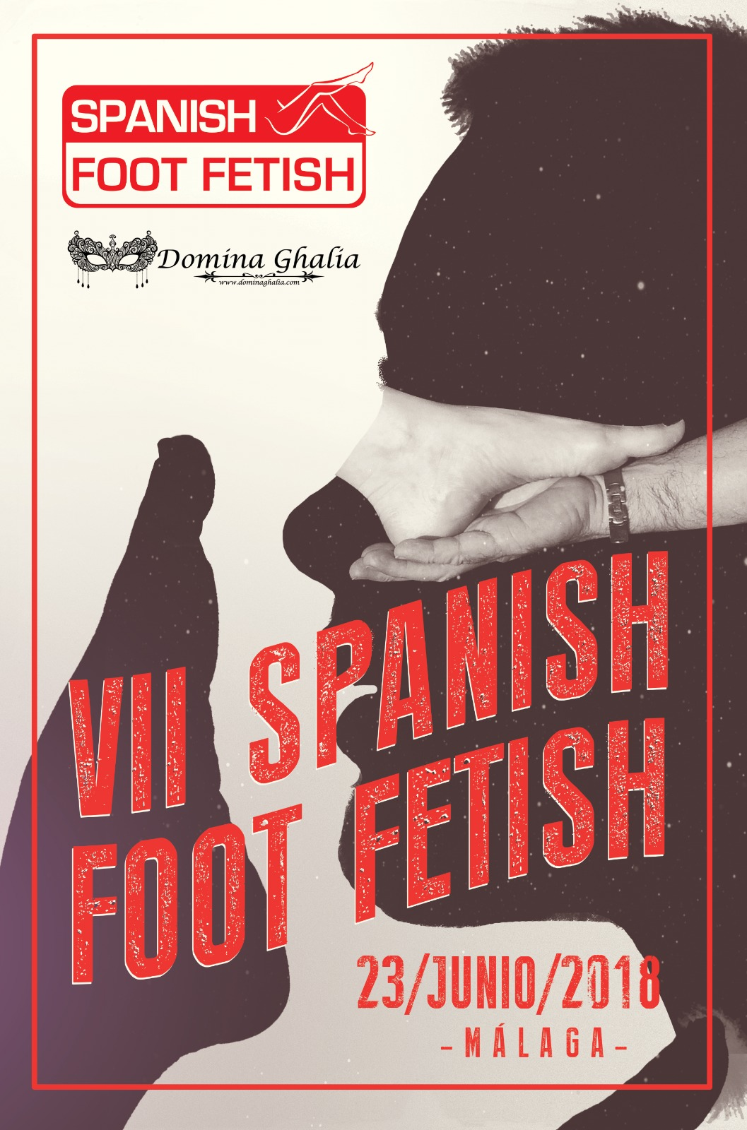 Spanish footfetish fiesta