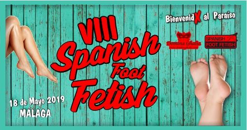 Spanish footfetish fiesta